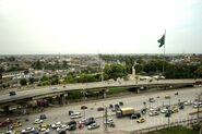 Peshawar Skyline
