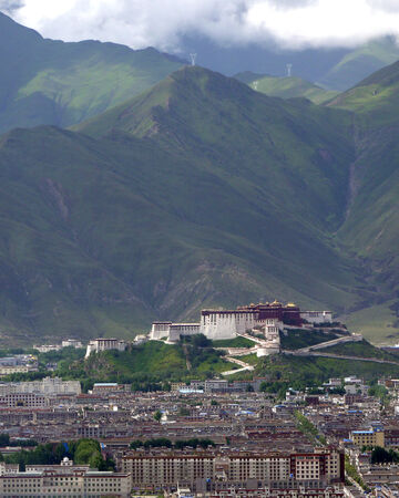 Lhasa from the Pabonka Monastery.jpg