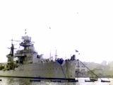 Cadorna class light cruiser