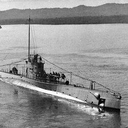 S class submarine (America)