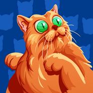 Skinomatic v4 surprised cat