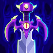 Gladiators cursed blade hi