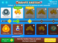 Happy Easter - Prizes