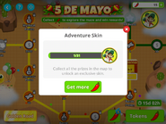 5 De Mayo - Adventure Skin