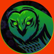Darkdimension spectral owl