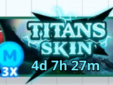Titans Skin Collection