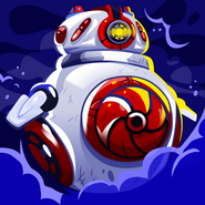 Last master roller bot