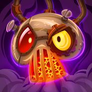 Mgs steam skull