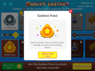 Happy Easter - Golden Pass