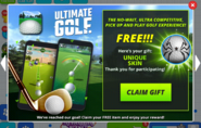 Ultimate Golf - Claim Gift! (HQ)