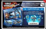 War Wings Challenge!