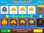 Happy Easter - Cute Bunny