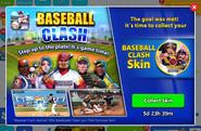Baseball Clash - Collect Skin