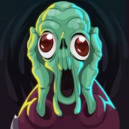Alien shrieker hi