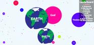 Earth ingame