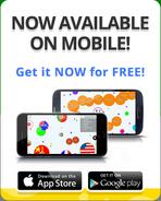 Mobile Agar ad