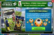 Football Strike Challenge