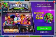 Basketball-arena-collect-skin