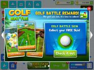 Golf Battle Reward! (HQ)