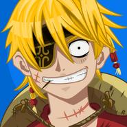 Anime eyepatch hi
