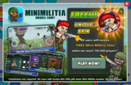 MiniMilitia - Play Now! (HQ)