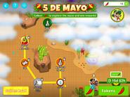 5 De Mayo - Senor Avocado on Map