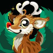 Xmas 2016 reindeer