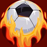 Football strike hi
