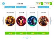 Doomsday-skins-shop