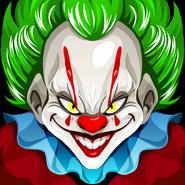 Circus wicked clown hi