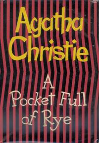 A Pocket Full of Rye First Edition Cover 1953.jpg