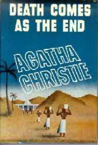 Death Comes as the End 1944 US First Edition cover.jpg