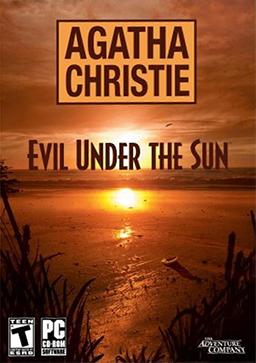 Agatha Christie - Evil Under the Sun Coverart.png