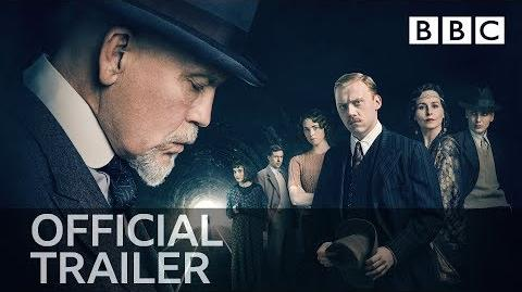 John Malkovich is Poirot in tense new Agatha Christie adaptation Trailer - BBC