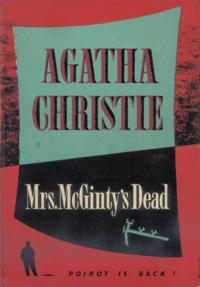 Mrs McGinty's Dead First Edition Cover 1952.jpg
