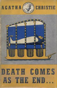 Death Comes as The End First Edition Cover 1945.jpg