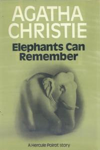 Elephants can Remember First Edition Cover 1972.jpg