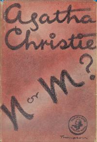 N or M First Edition Cover 1941.jpg