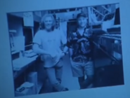 Photo of Armstrong and Arbuthnot in college