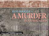 A Murder is Announced (BBC Radio 4 adaptation)
