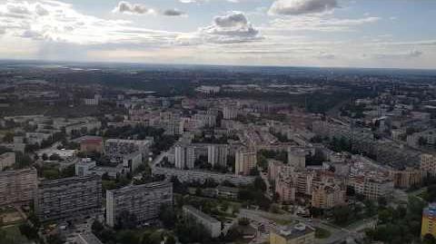 Okolica, w której mieszka Łukasz Jakowski