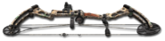 Compound bow parker python 1024