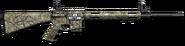 Bolt action rifle 223 semi-auto