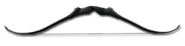 Recurve bow carbon