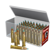 Cartridges 17 HMR