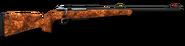 Bolt action rifle anschutz 8x57 1024