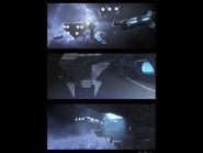 Rebel ship intro