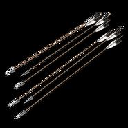 Arrows longbow 01