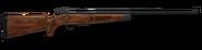 Bolt action rifle 270 1024