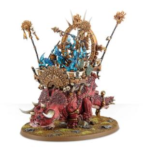 Engine of the Gods model